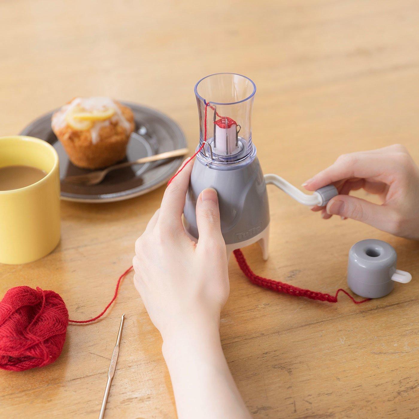 スタイリッシュなリリアン編み機 アイコード ニッター