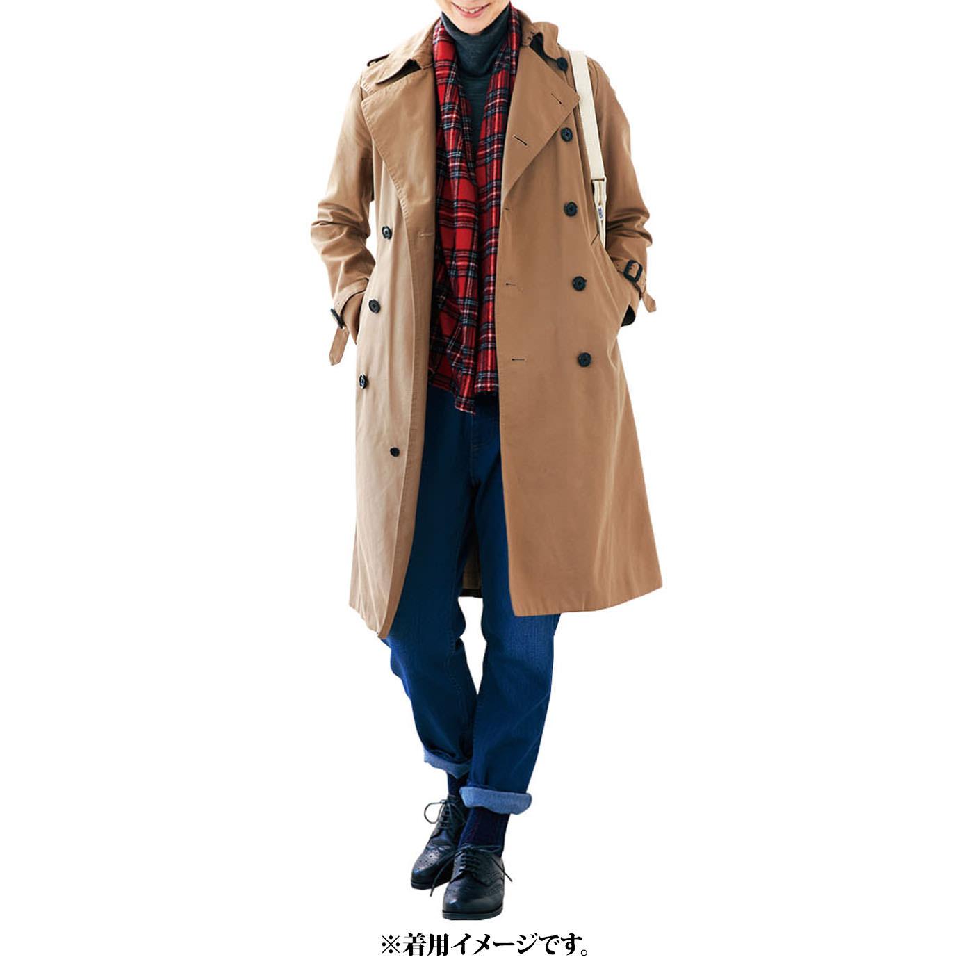 冬にはコートの下にも着られます!
