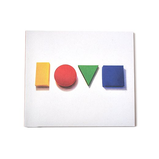 Jason Mraz『Love Is a Four Letter Word』