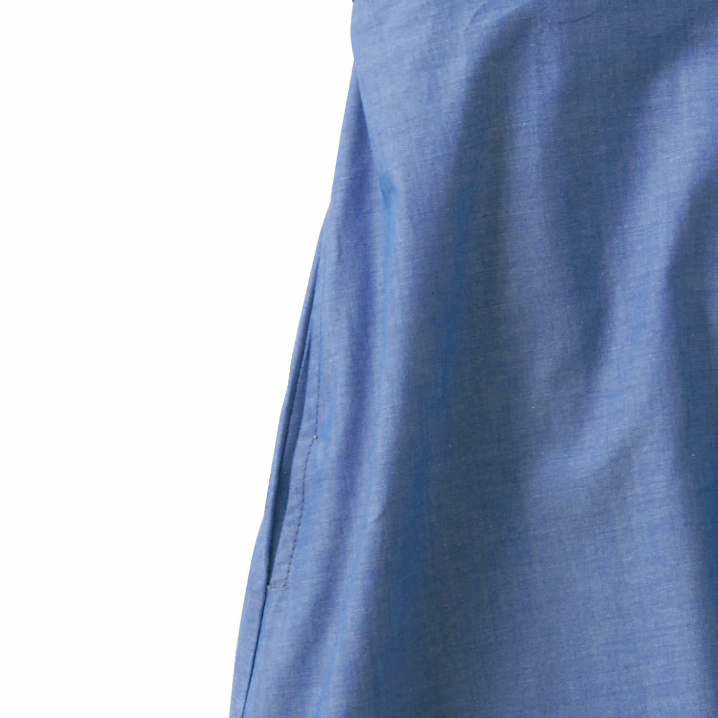 何かと便利なサイドポケット。 ※お届けするカラーとは異なります。