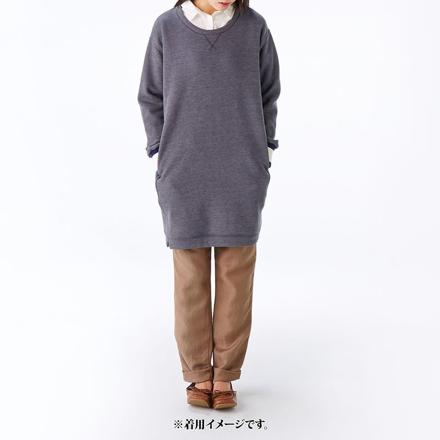 モデル身長約165cm Mサイズ着用 ※お届けするカラーとは異なります。