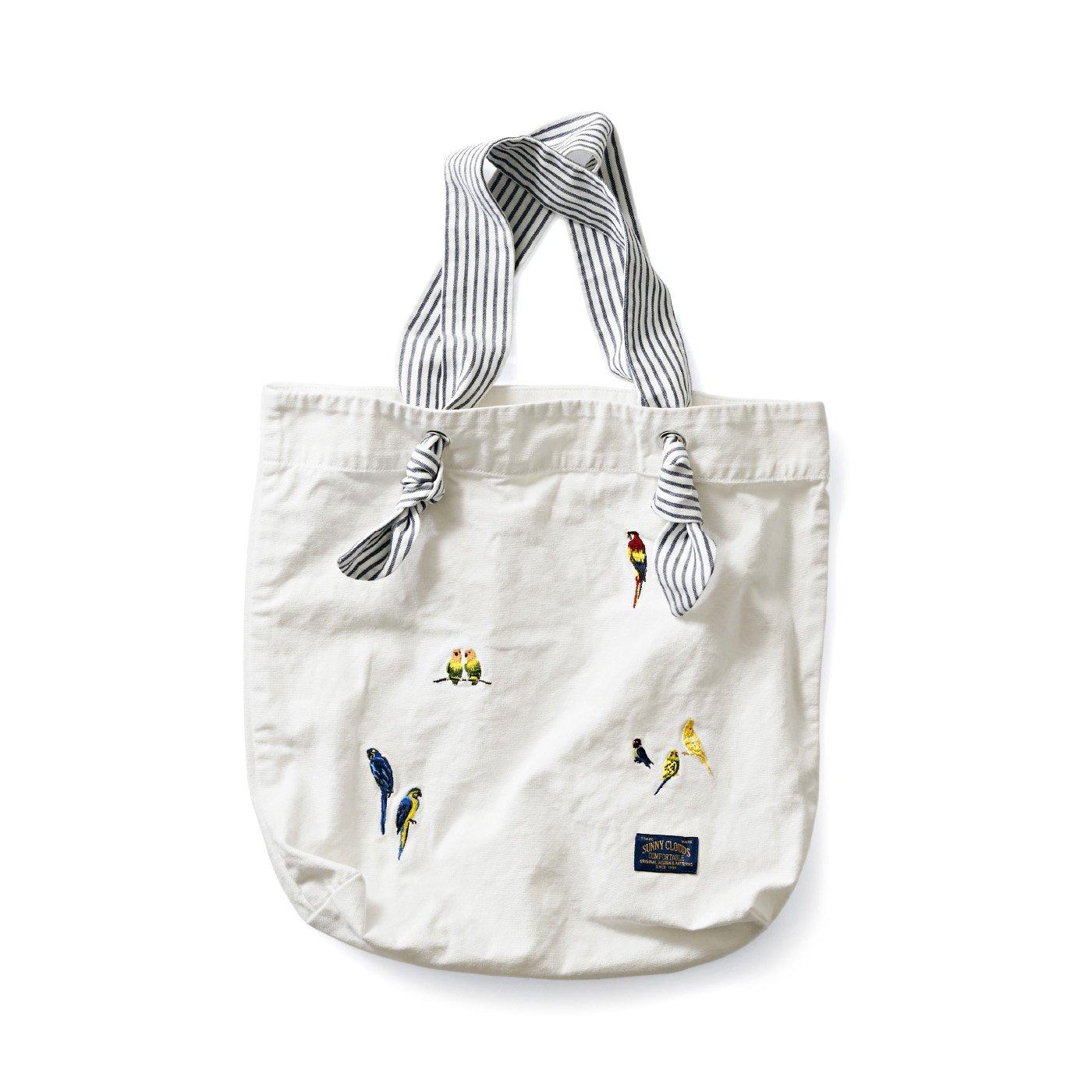 サニークラウズ 春のさえずり鞄