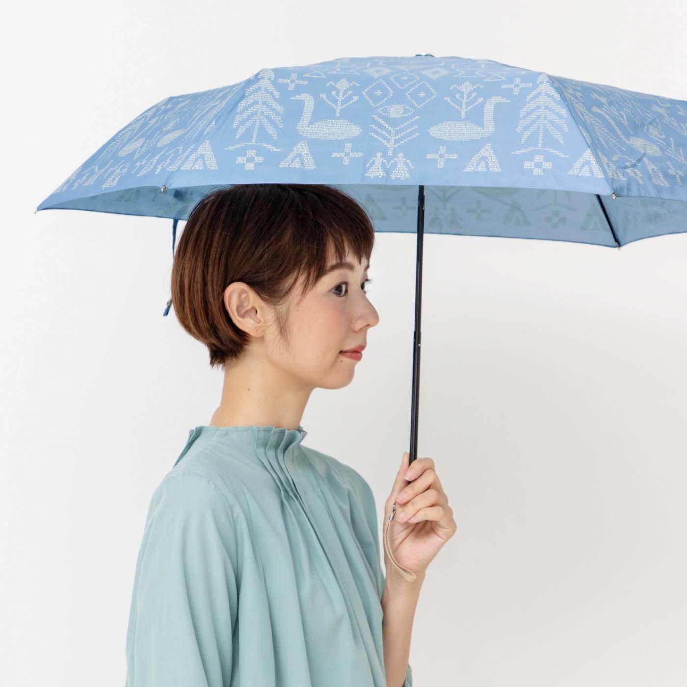 SAANA JA OLLI サーナ ヤ オッリ トートバッグ付き折りたたみ傘の会