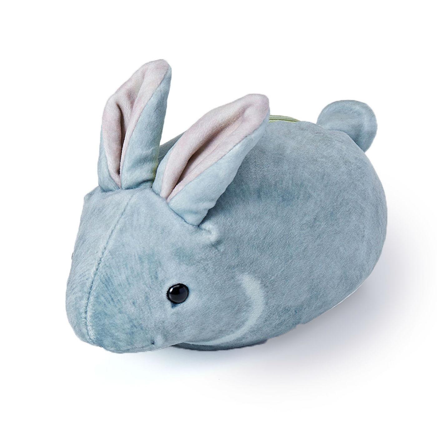 〈チンチラウサギ〉