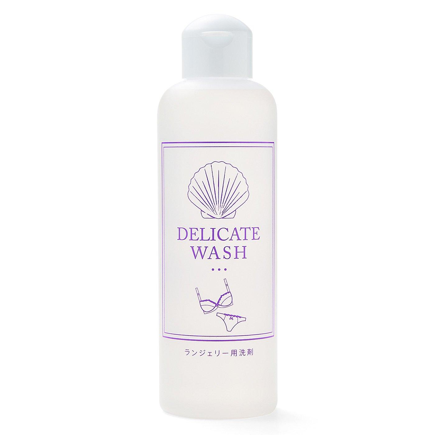 ホタテの貝殻生まれ つけ置き洗いですっきりきれい ランジェリー用洗剤の会