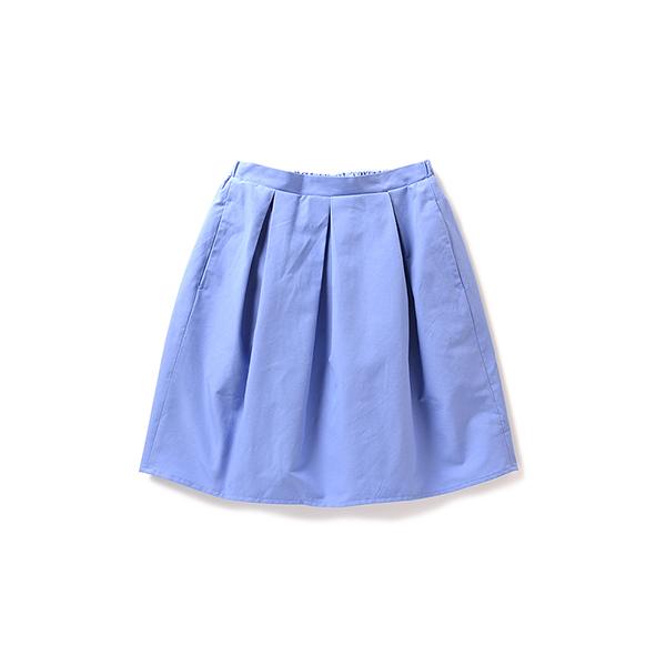 フェリシモ .fr マリーアントワネットが愛したマカロンみたいなボリュームスカート:ライトブルー