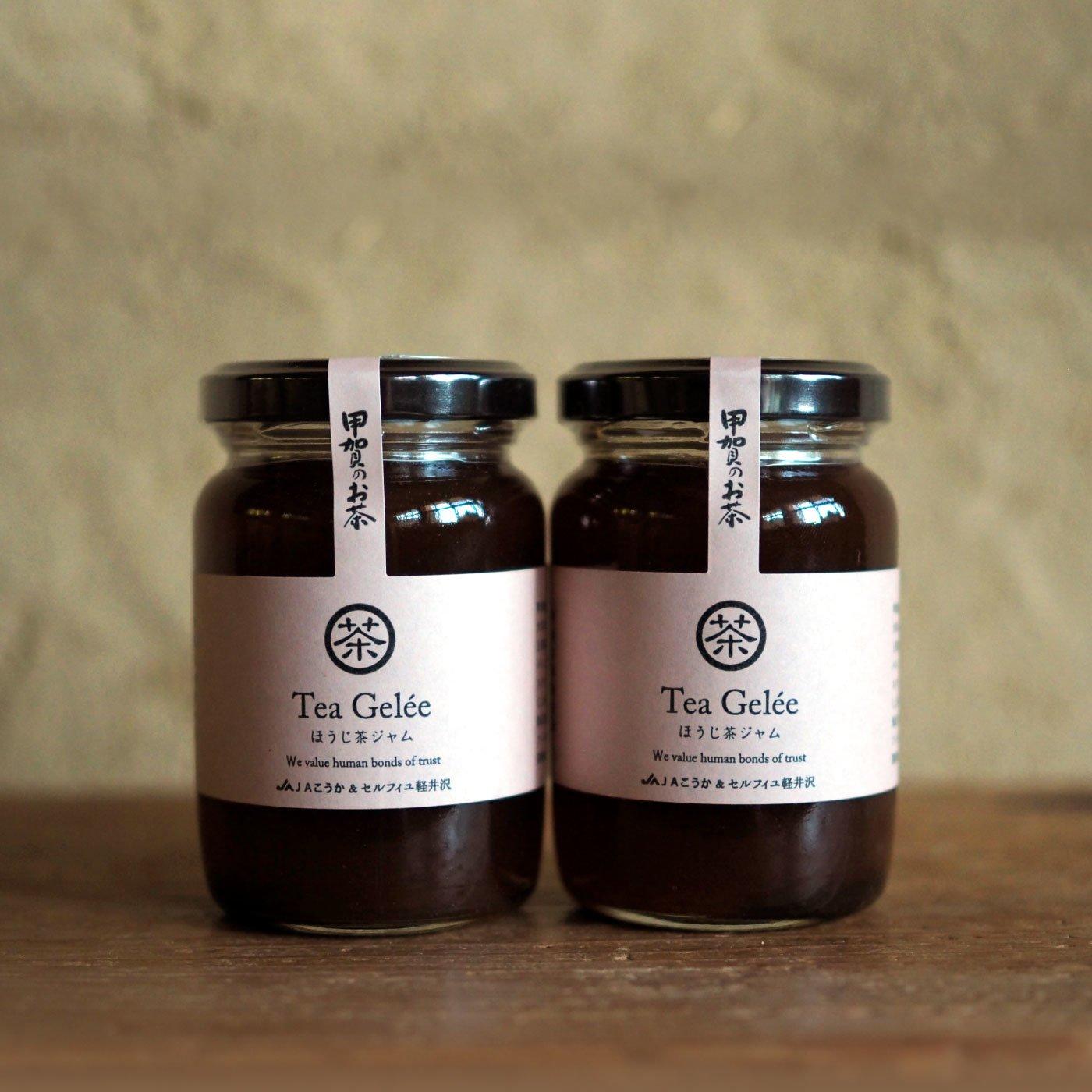 純農 蜂蜜とほうじ茶がとろけあう 香ばしほうじ茶ジャムの会