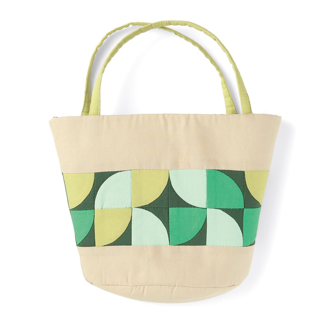 タイプ2:clover(ボート形底のバッグ)