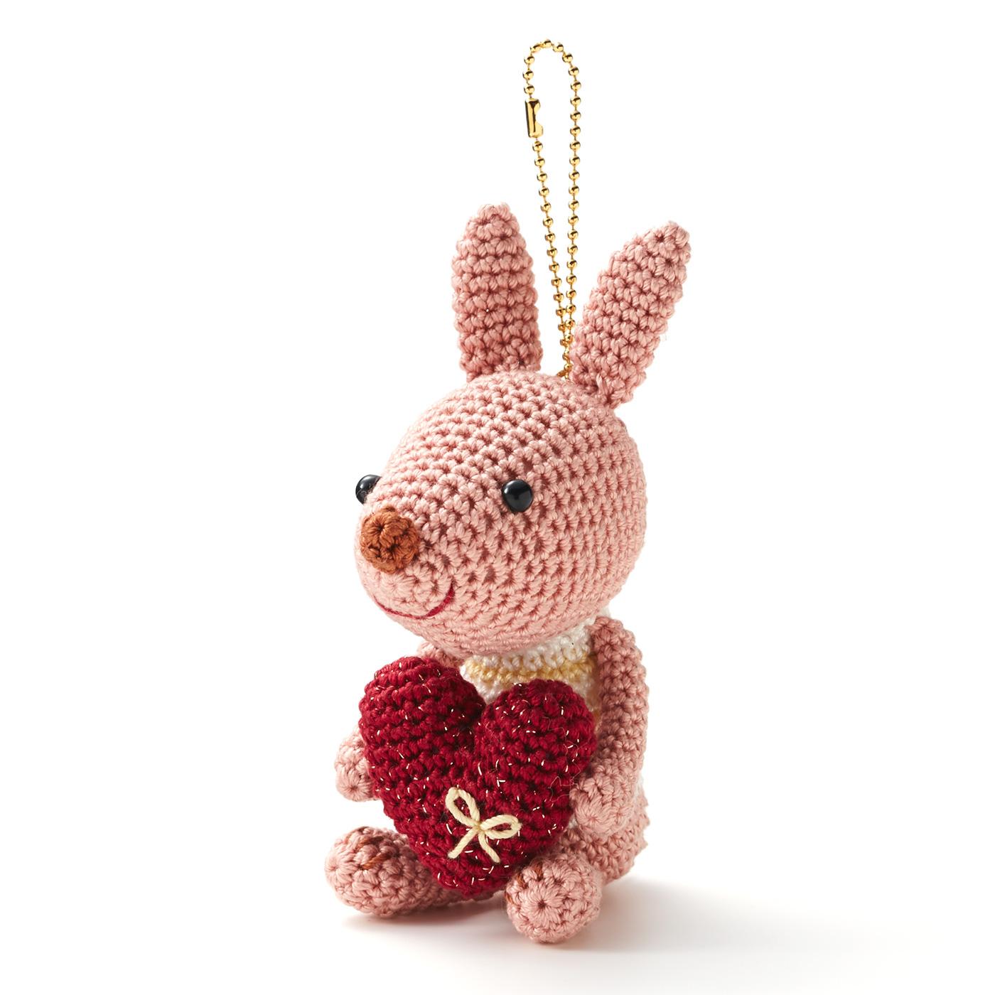 「大好き」を伝えるウサギ