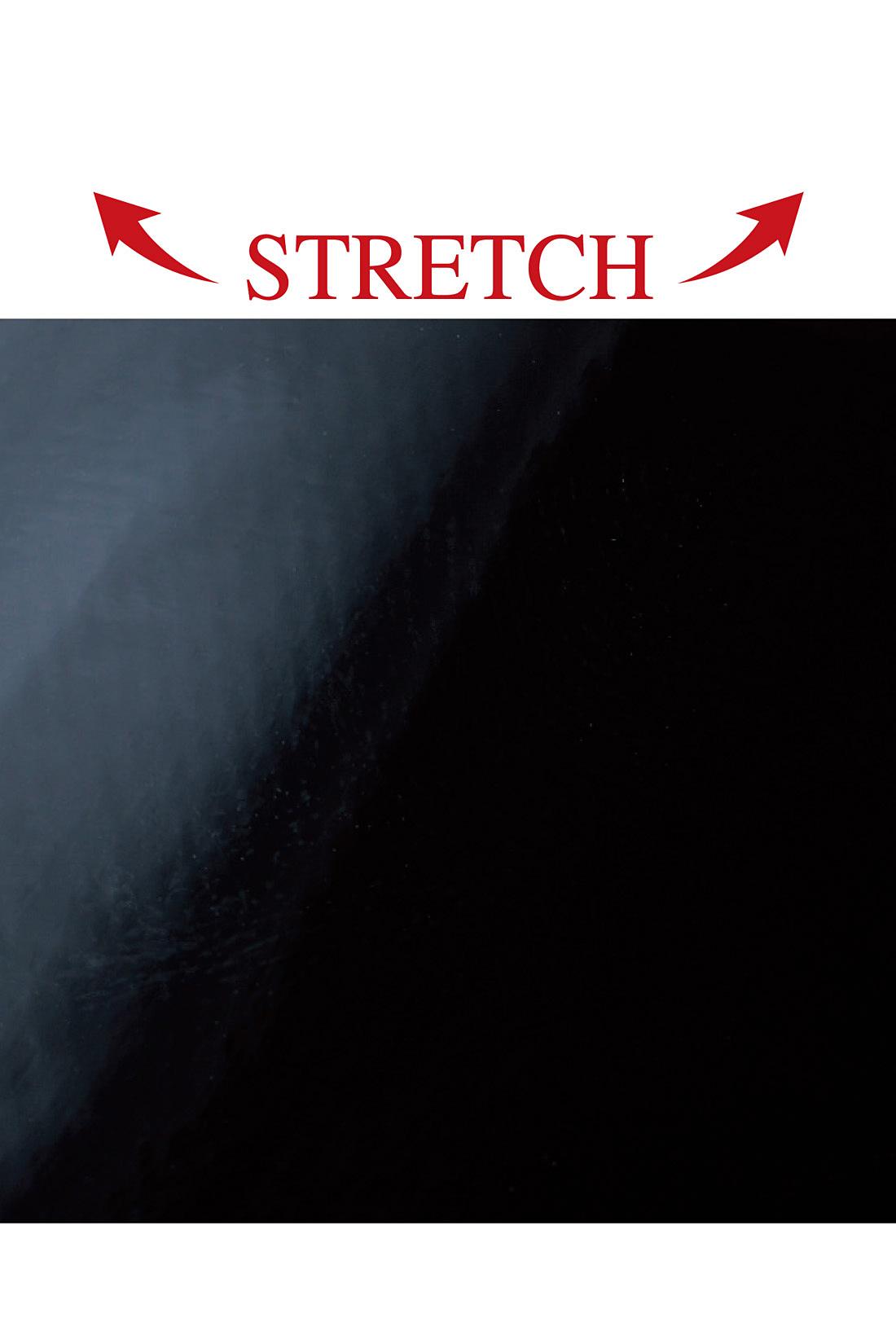 ストレッチ性のある合皮だから、ポインテッドトウでも痛くなりにくい。※お届けするカラーとは異なります。