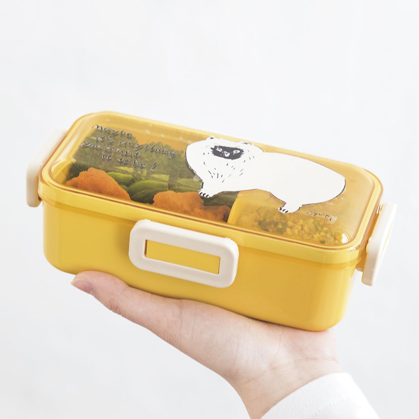 片手でも持ちやすいスリムサイズ。通勤・通学のバッグにもすっぽり。