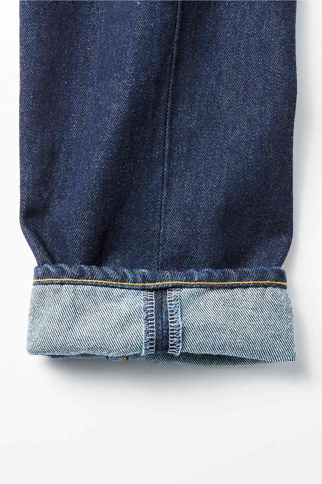 THREE FIFTY STANDARD スタンダード5ポケットジーンズ