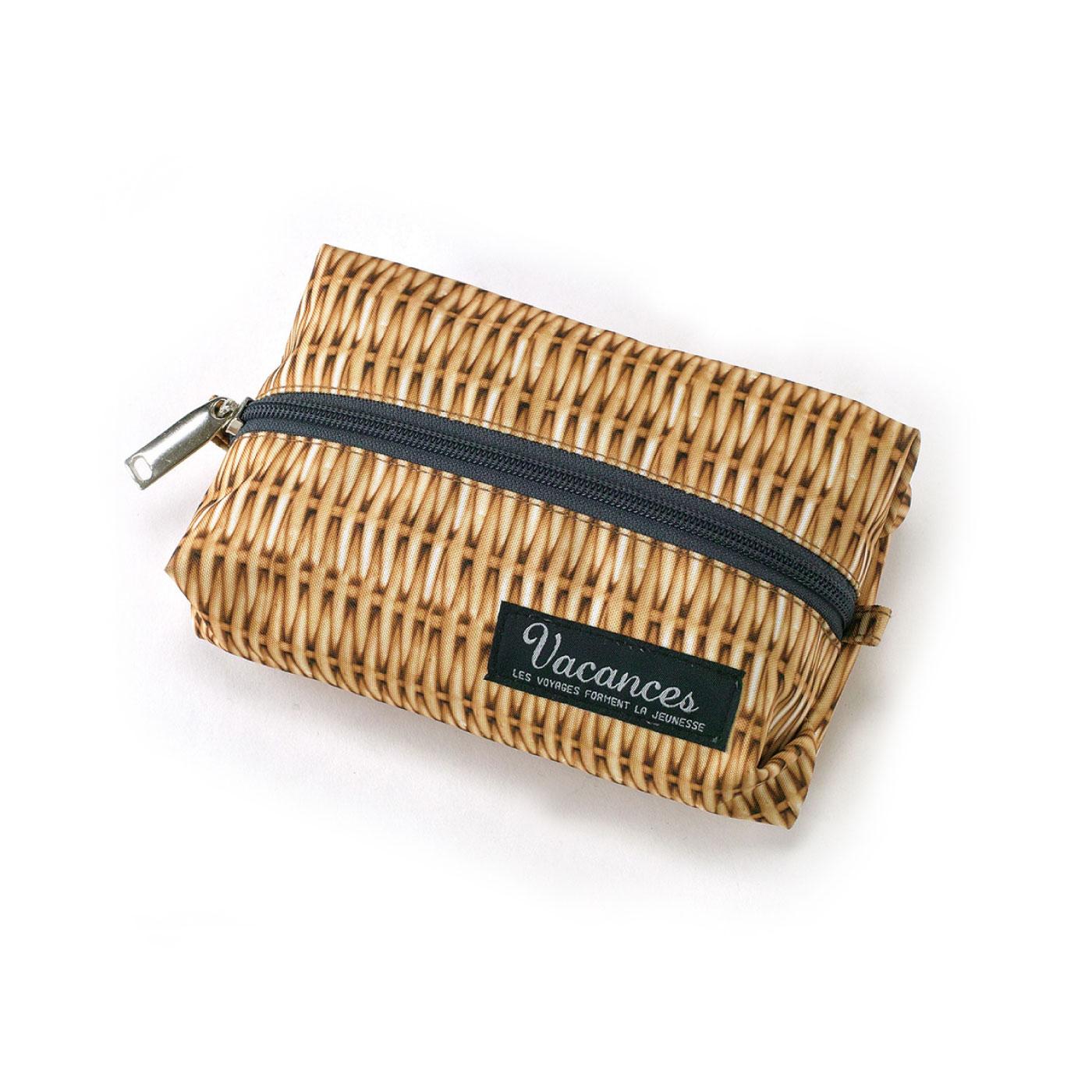 フェリシモ ピクニックの必需品ウェットティッシュケース