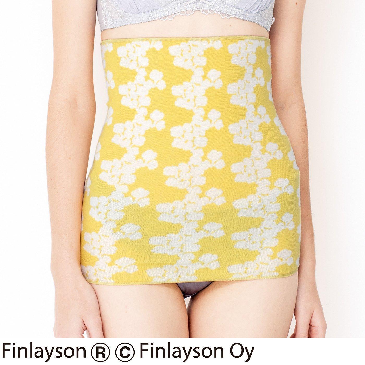 フィンレイソン 着けるだけうきうき とことん綿心地 スムースフィットはら巻き〈フェミニンカラー〉の会