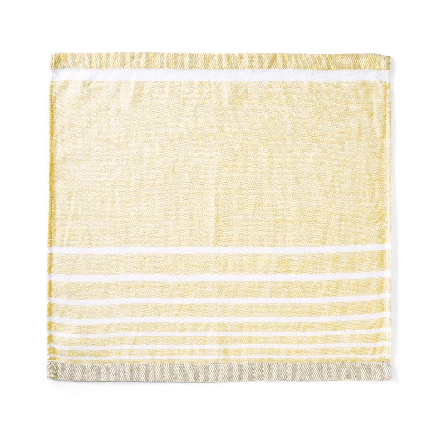 サンクチュアリ 綿100%無撚糸ガーゼに包まれる スクエアタオルの会