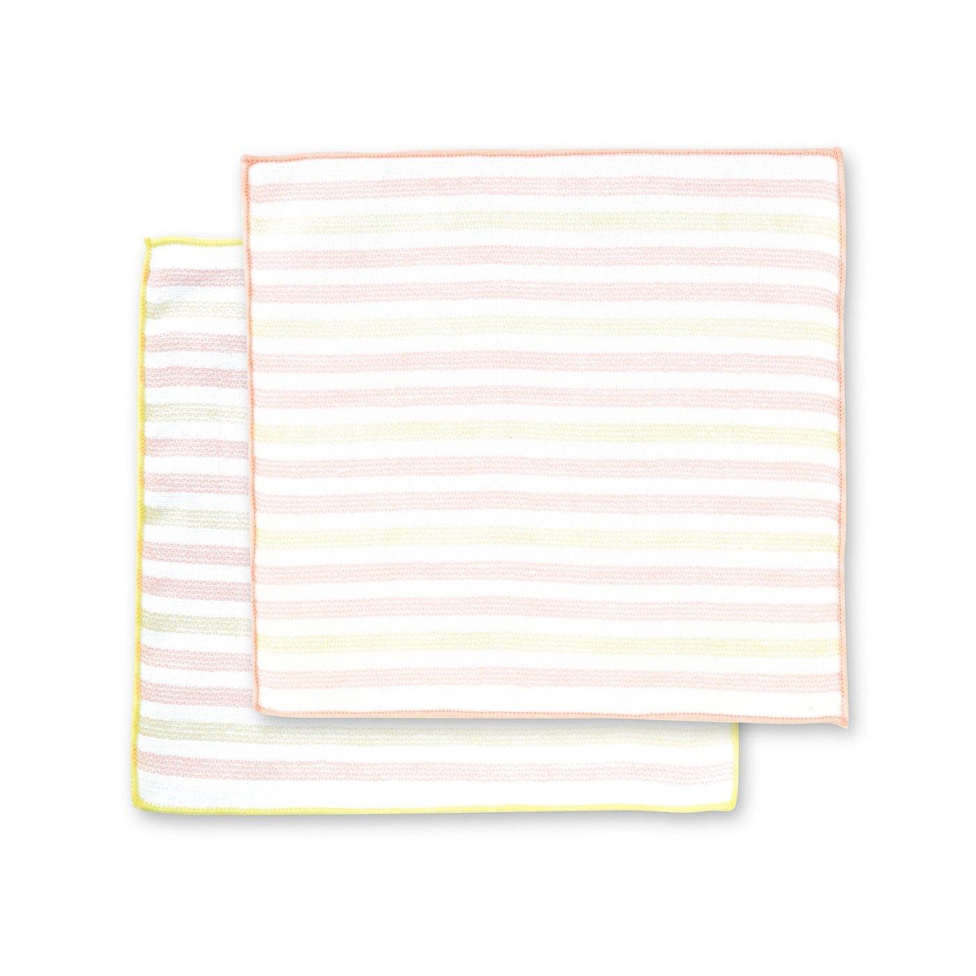 サンクチュアリ 綿100%無撚糸ガーゼに包まれる クオータータオル〈2枚セット〉の会