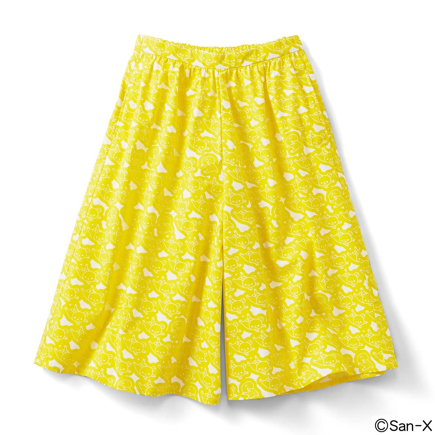 はくとスカートみたいなシルエットです。
