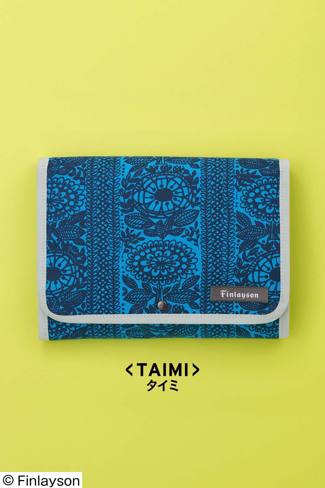 〈TAIMI〉タイミ 伝統的な花々、夕暮れに蒔く種、スラブの歌声。遠い記憶の中の情景。