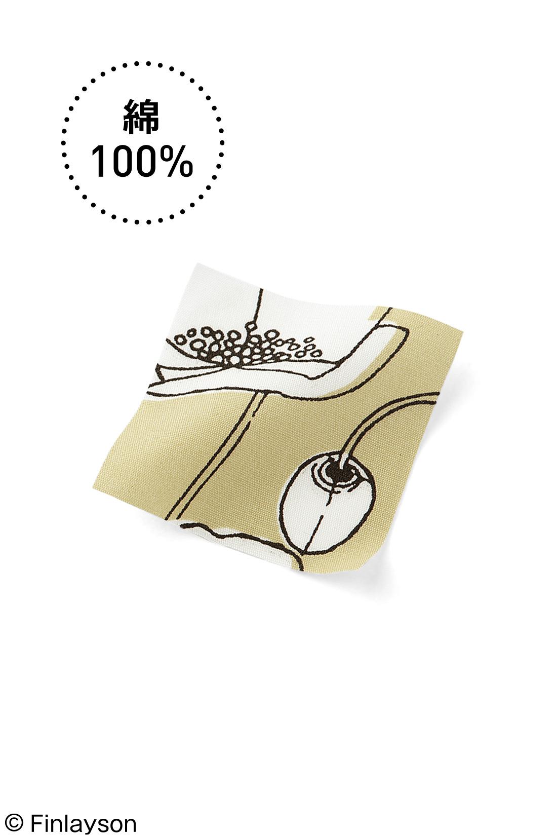 綿100% 肌ざわりのよい、きれいめ布はく。