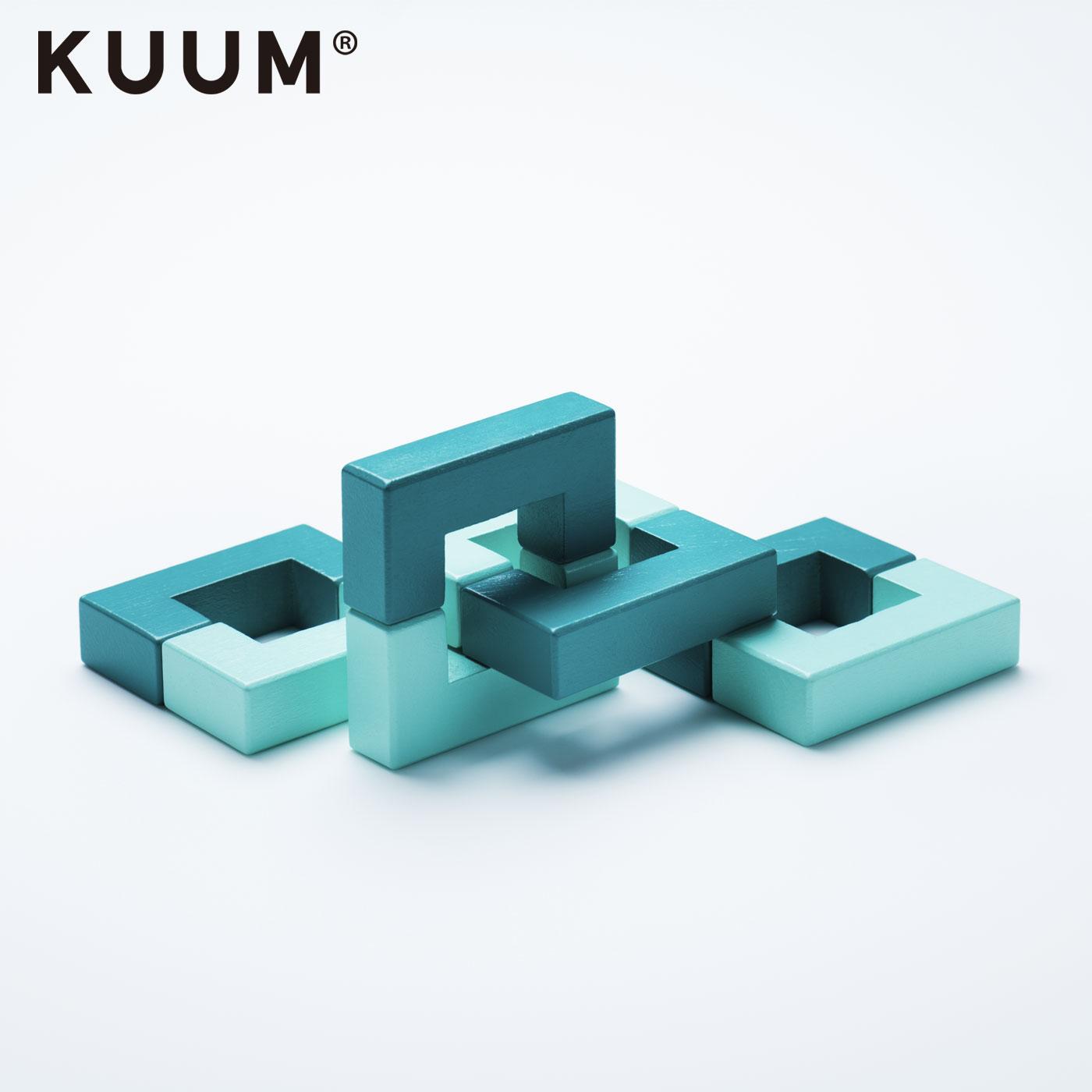 ちょっと置くだけでもアートになる、『KUUM』はアートピースでもあります。