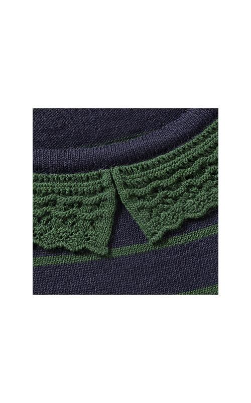 プルプルっとした編み地にご注目!