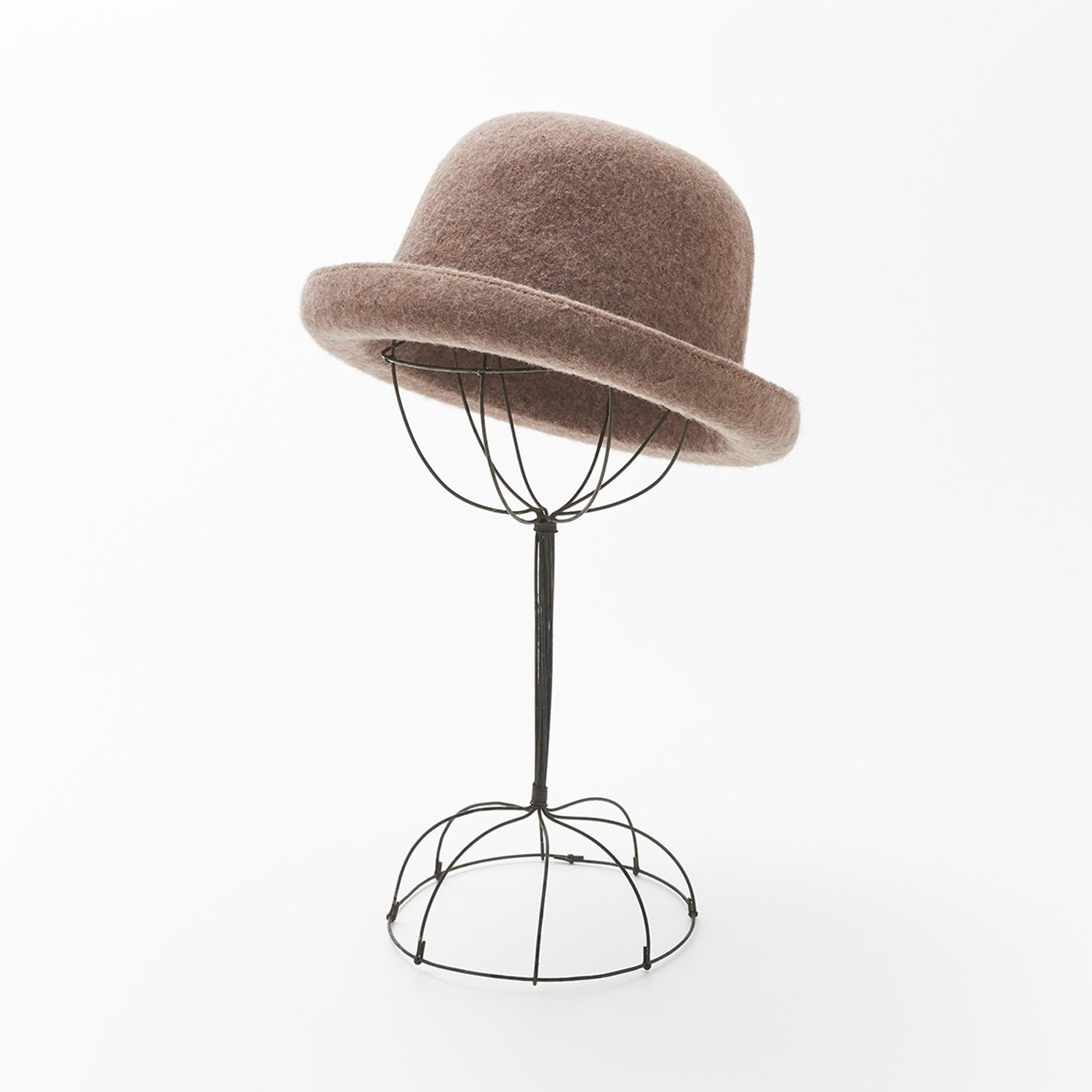 odds バスクのハット帽〈モカ〉