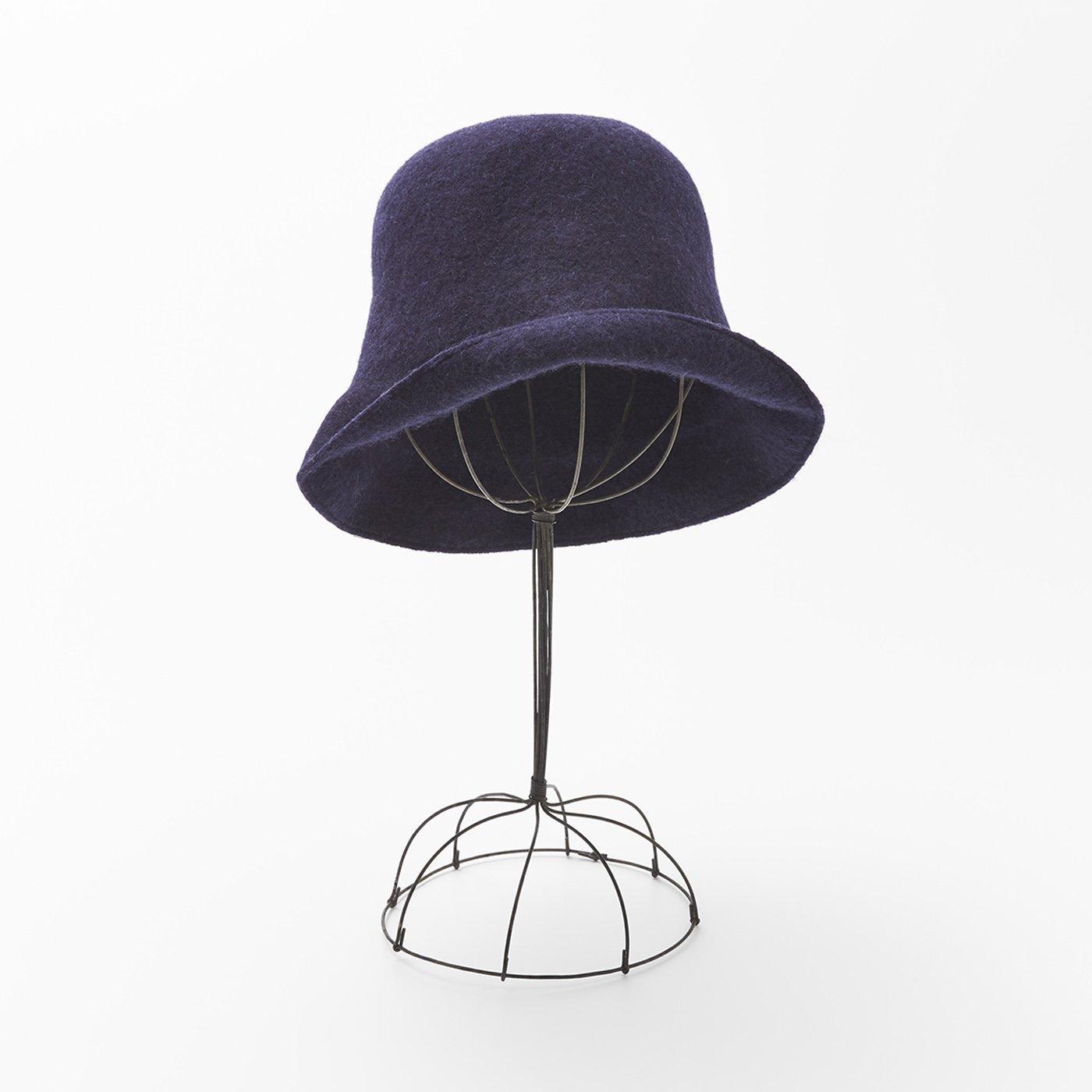 odds バスクのハット帽〈ネイビー〉