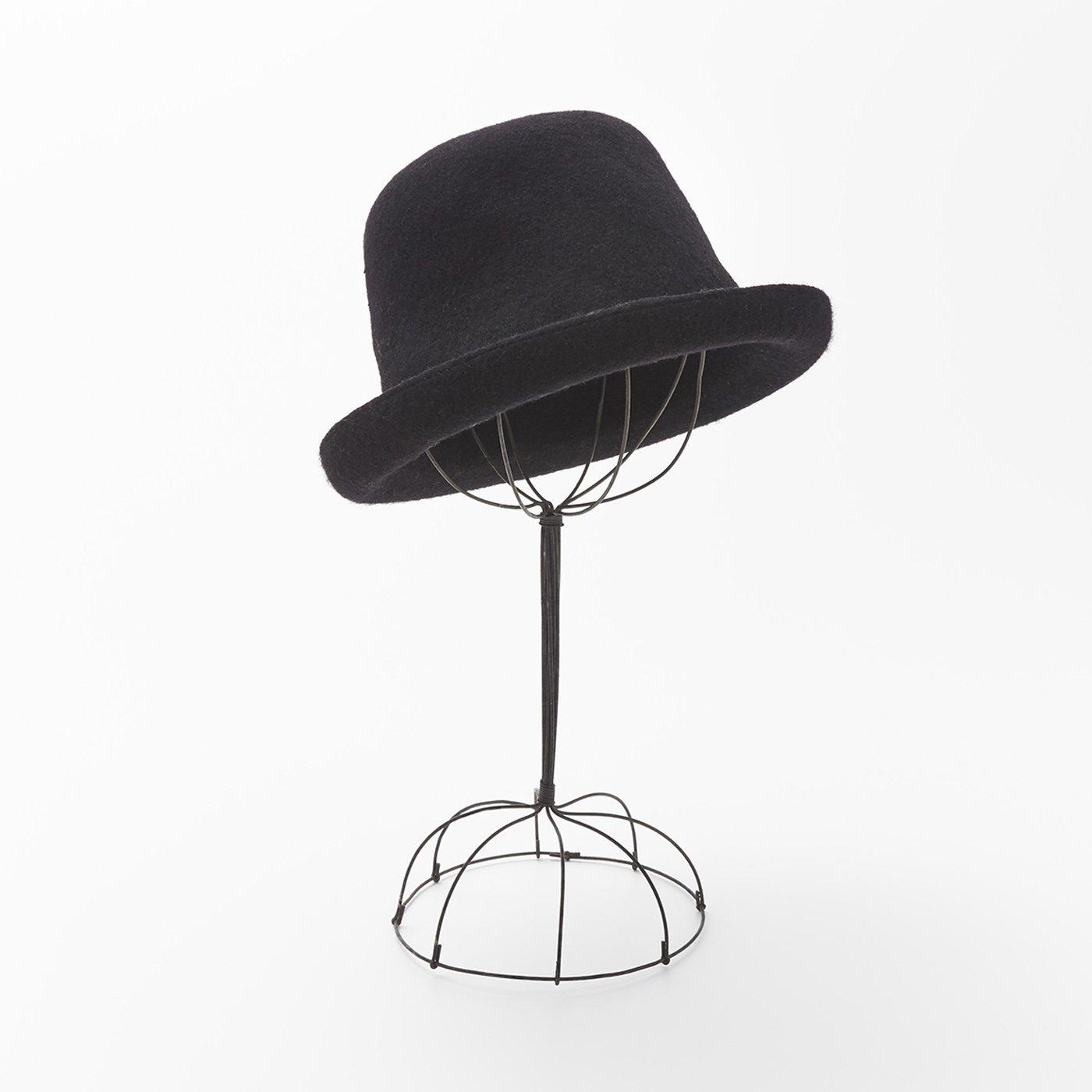 odds バスクのハット帽〈ブラック〉
