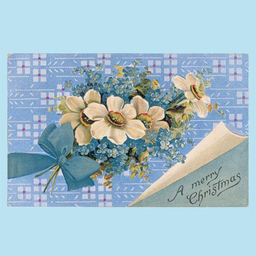 テーマ:Pure flowers[清楚なお花] ※お届けするカードの一例です