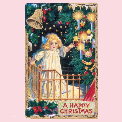 テーマ:Little ladies[おしゃまな女の子] ※お届けするカードの一例です