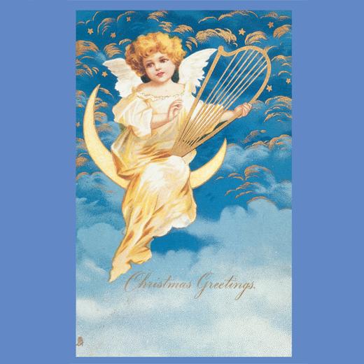 テーマ:Whispers of angels[天使のささやき] ※お届けするカードの一例です