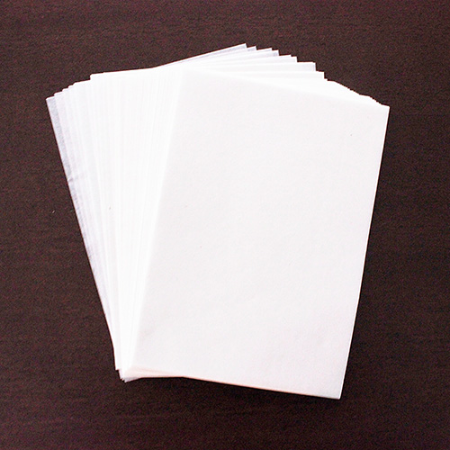 プチ写仏専用半紙100枚をセット