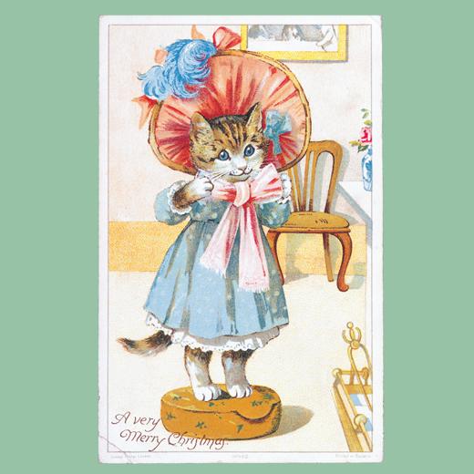 テーマ:Lovely animals[愛らしい動物たち] ※お届けするカードの一例です