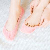 フェリシモ「コレクション」新規購入キャンペーン アフィリエイトプログラムフェリシモ 秘密の5本指で足指サラサラ! シルク&コットンのカバーソックスの会