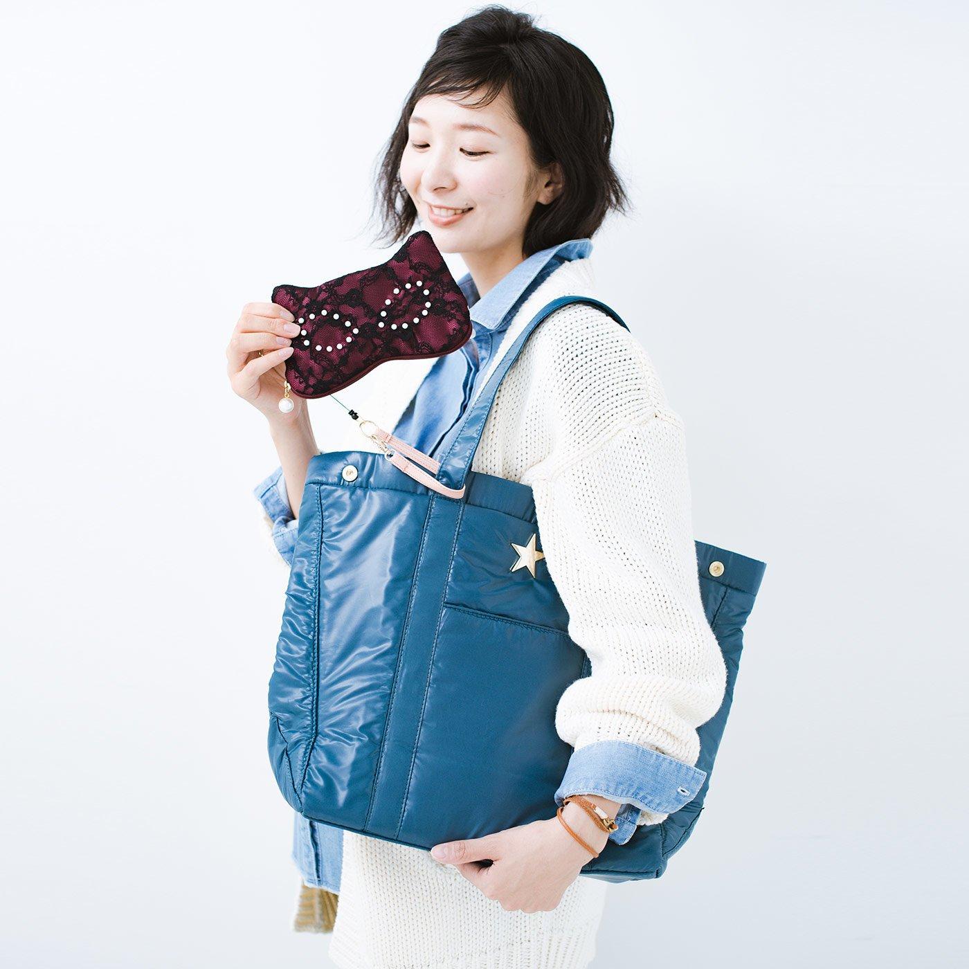 マタニティ&ママに便利!  軽くて大きめバッグ&キャットパスケースで外にでかけるのが楽しくなるセット