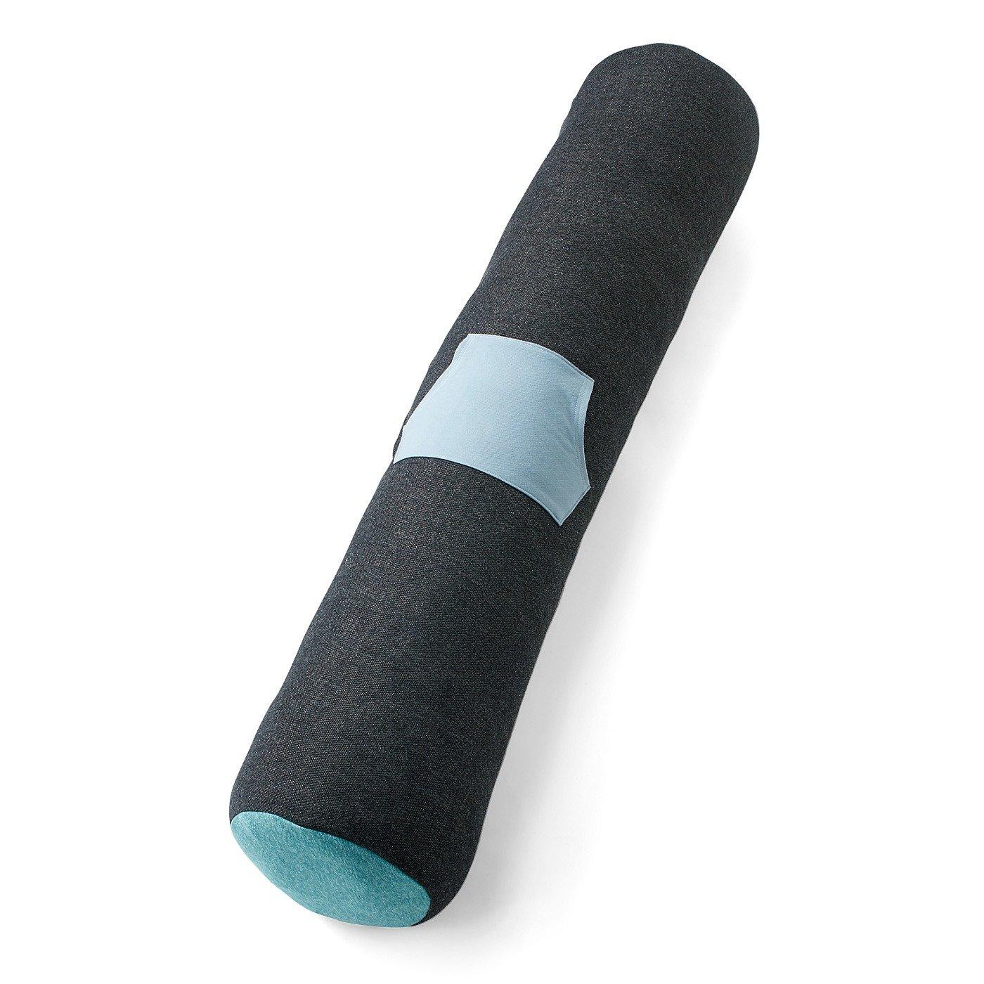 古着屋さんで見つけたようなやわらか裏毛の布団収納抱き枕カバー