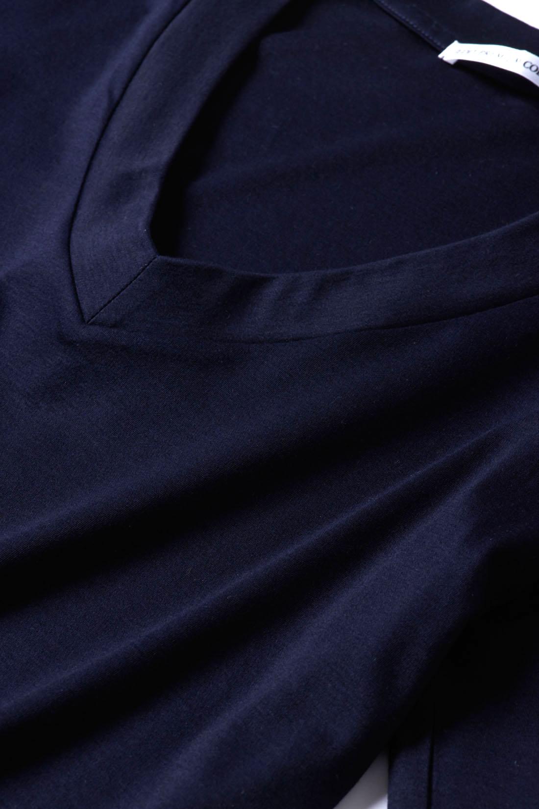 独特の滑らかな質感と美しい光沢のあるギザリヨセルコットン素材。