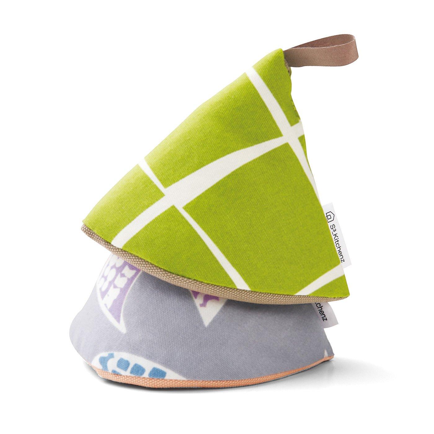 お鍋の三角帽子 キッチンミニミトンの会