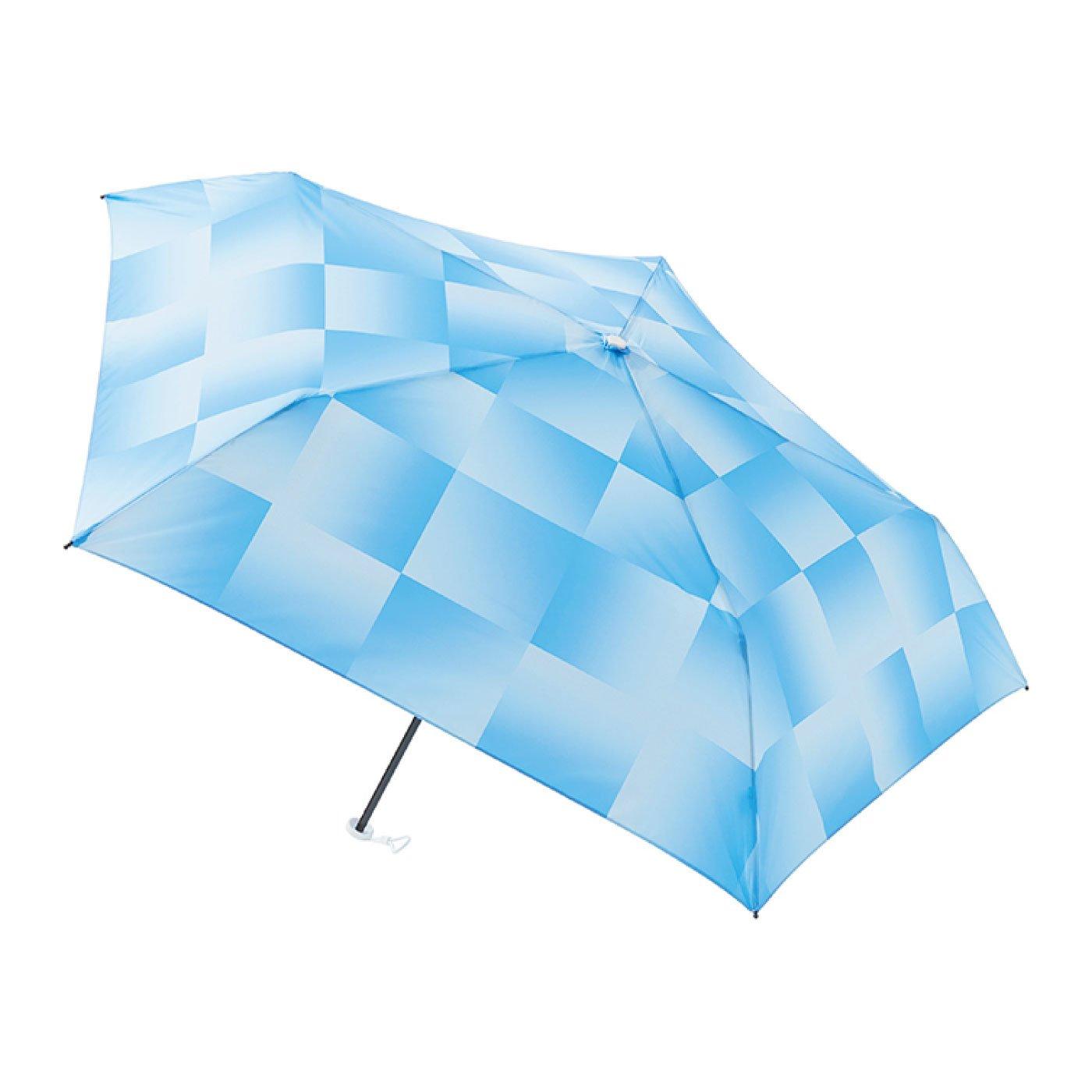 雨晴兼用UV防止 estaa / エスタ 軽量ミニ傘UV 『晴れ間』