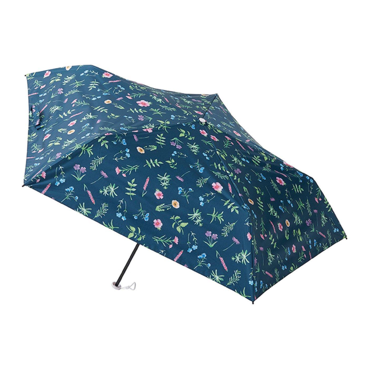 晴雨兼用 estaa / エスタ 一級遮光 超軽量傘 『kusabana』