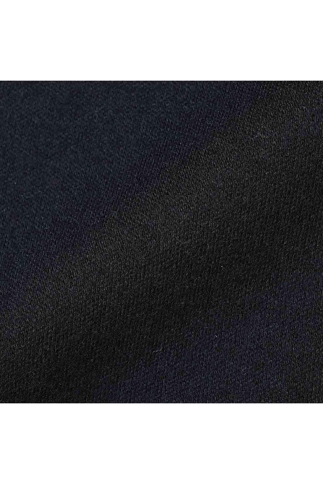 高密度できれいな表面のスムース起毛素材。マシュマロタッチが気持ちいい。