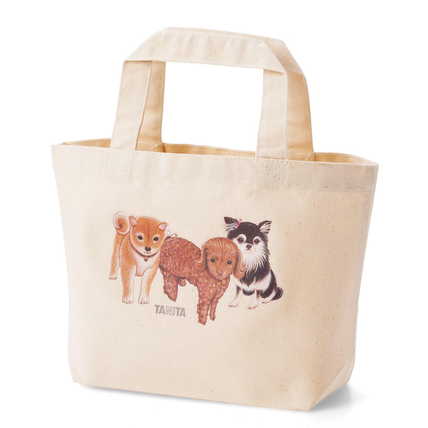 樋上公実子さんの描き下ろしイラストがプリントされたオリジナルトートバッグを全員にプレゼント。
