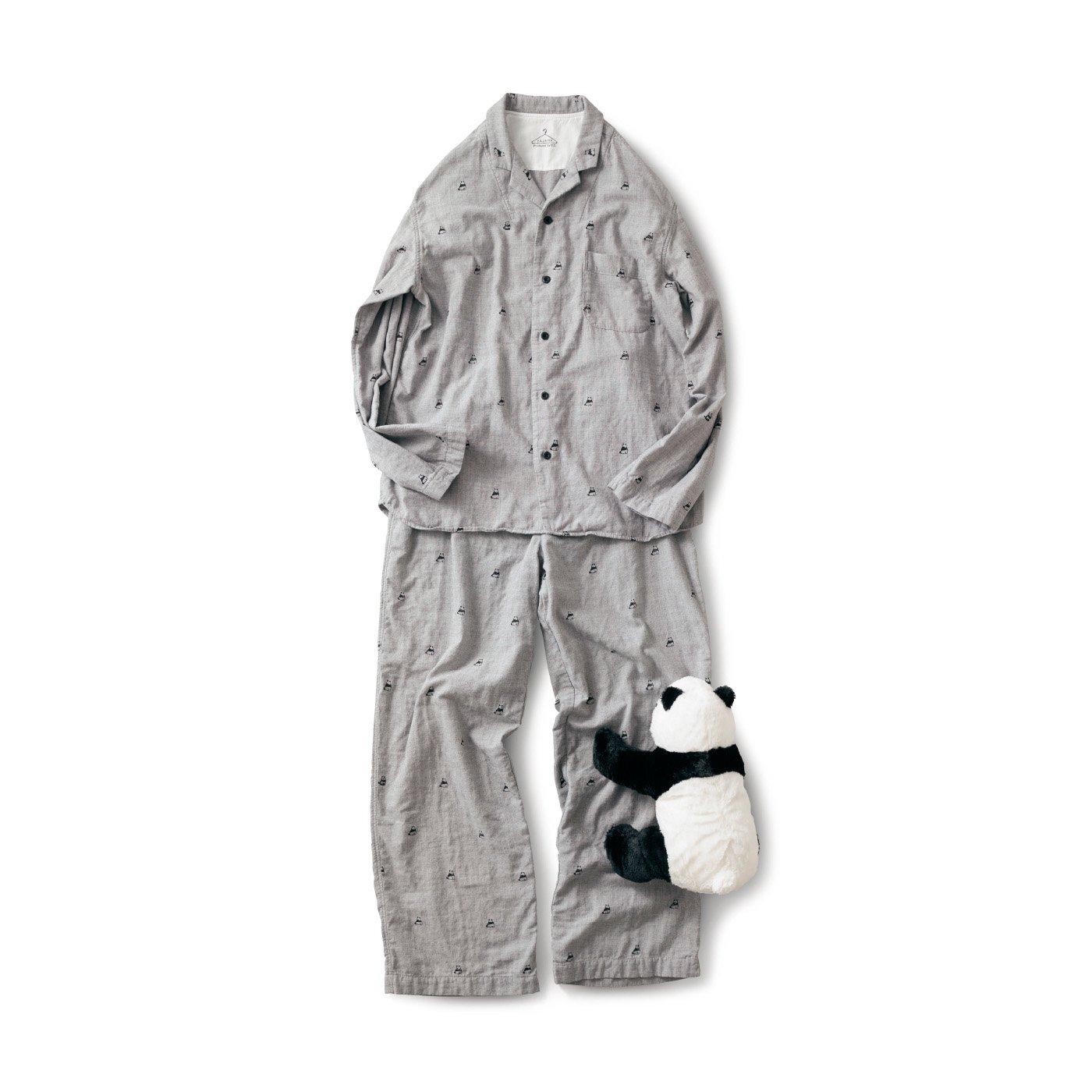 サニークラウズ パンダなパジャマ〈メンズ〉
