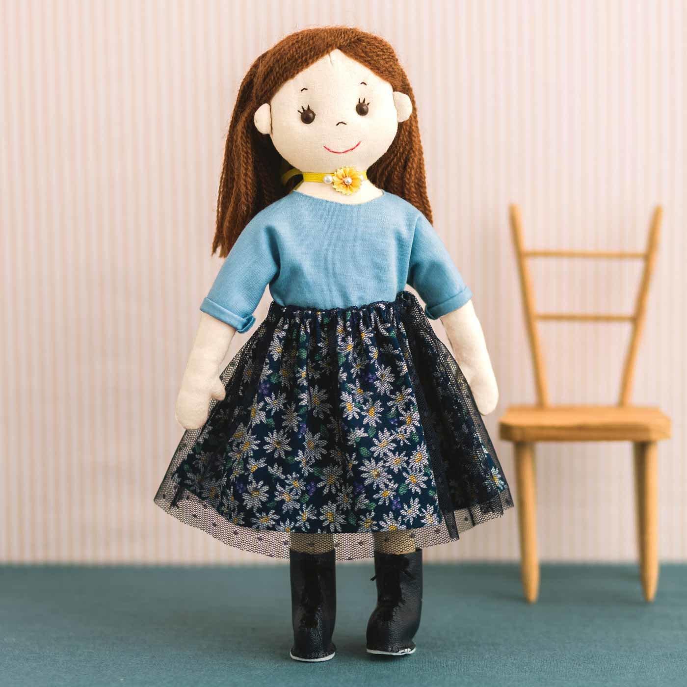 個性いっぱい 愛情たっぷり コーディネイトを楽しむ きせかえ人形のお洋服の会