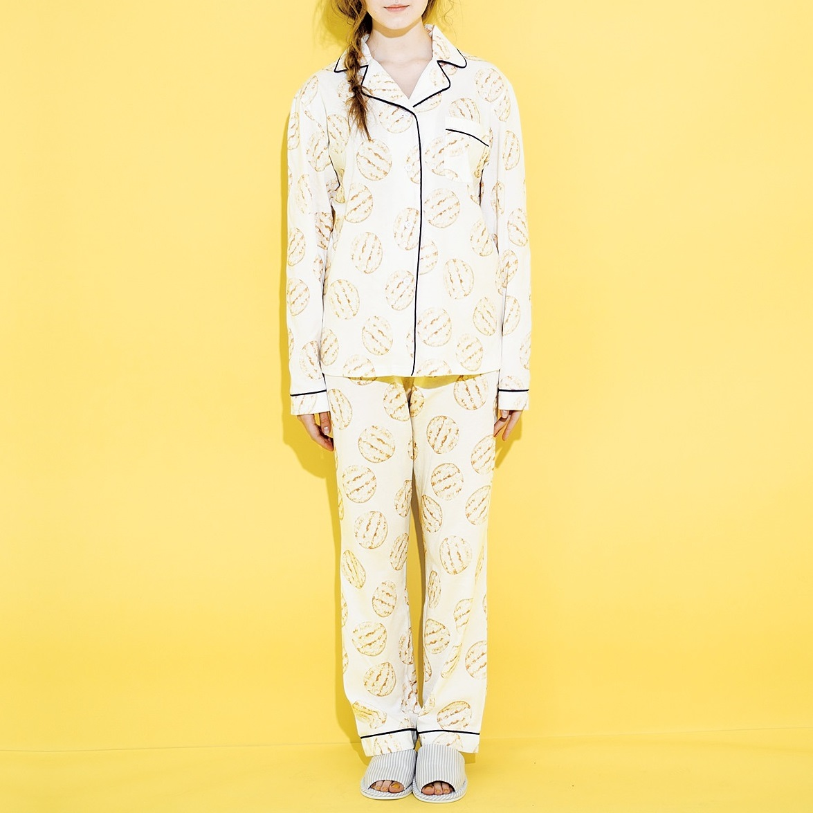 Kraso[クラソ] YOU+MORE! 雪の宿パジャマ〈レディース〉