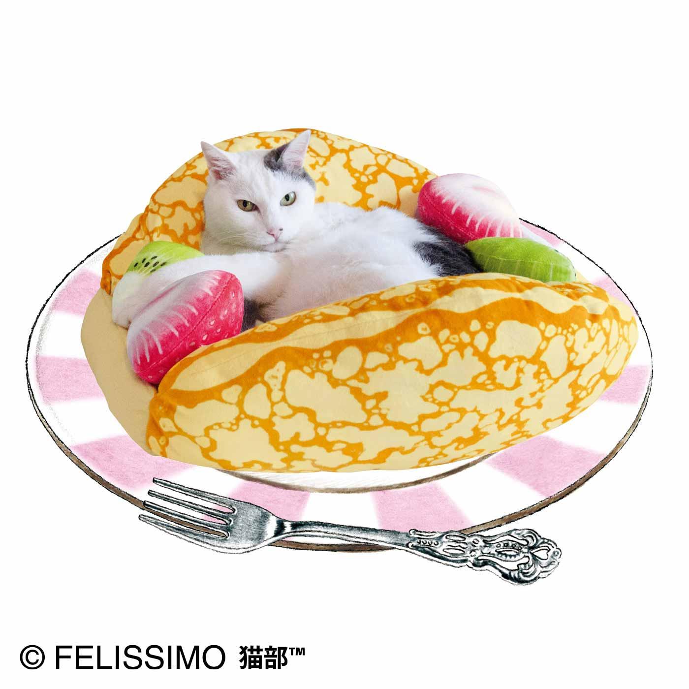 モデル猫:いくら(オス6kg)