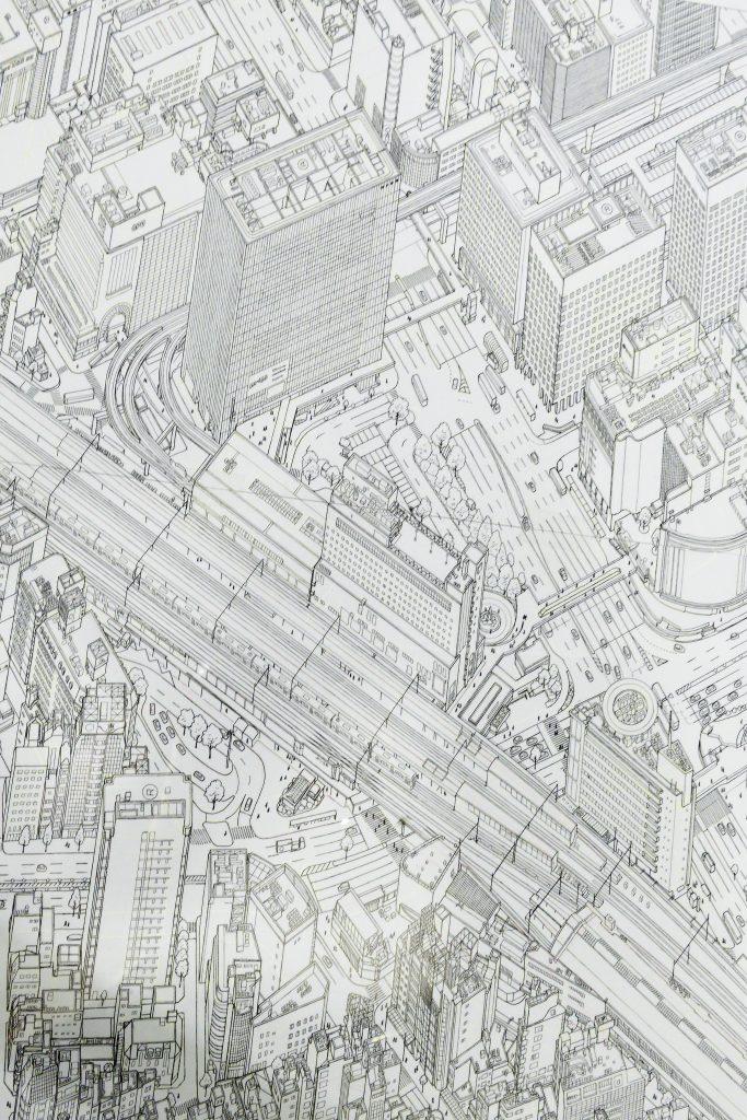 神戸交通センタービルの3階建て時代の画像