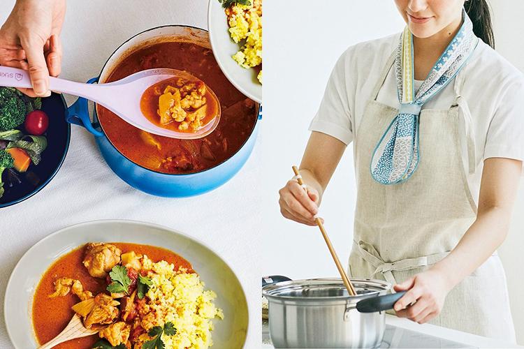 暑い夏こそ「手間なく・涼しく・美味しく」カレーを作るアイデアグッズ | Kraso [クラソ] ブログ | フェリシモ