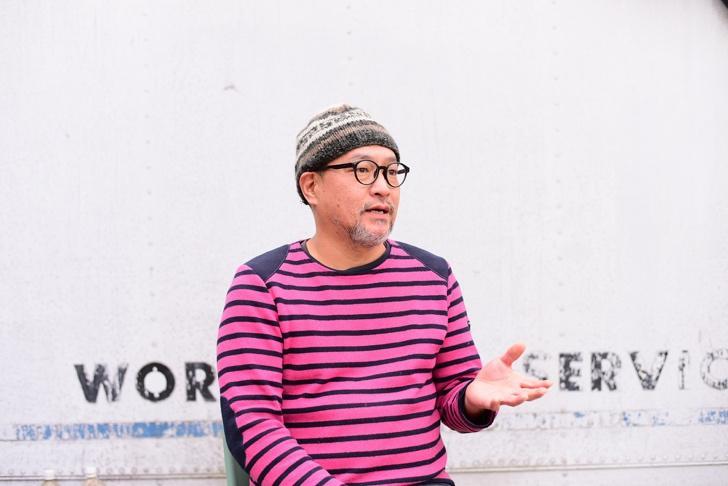 黒田吉範さん(ハチコーヒーロース 代表)