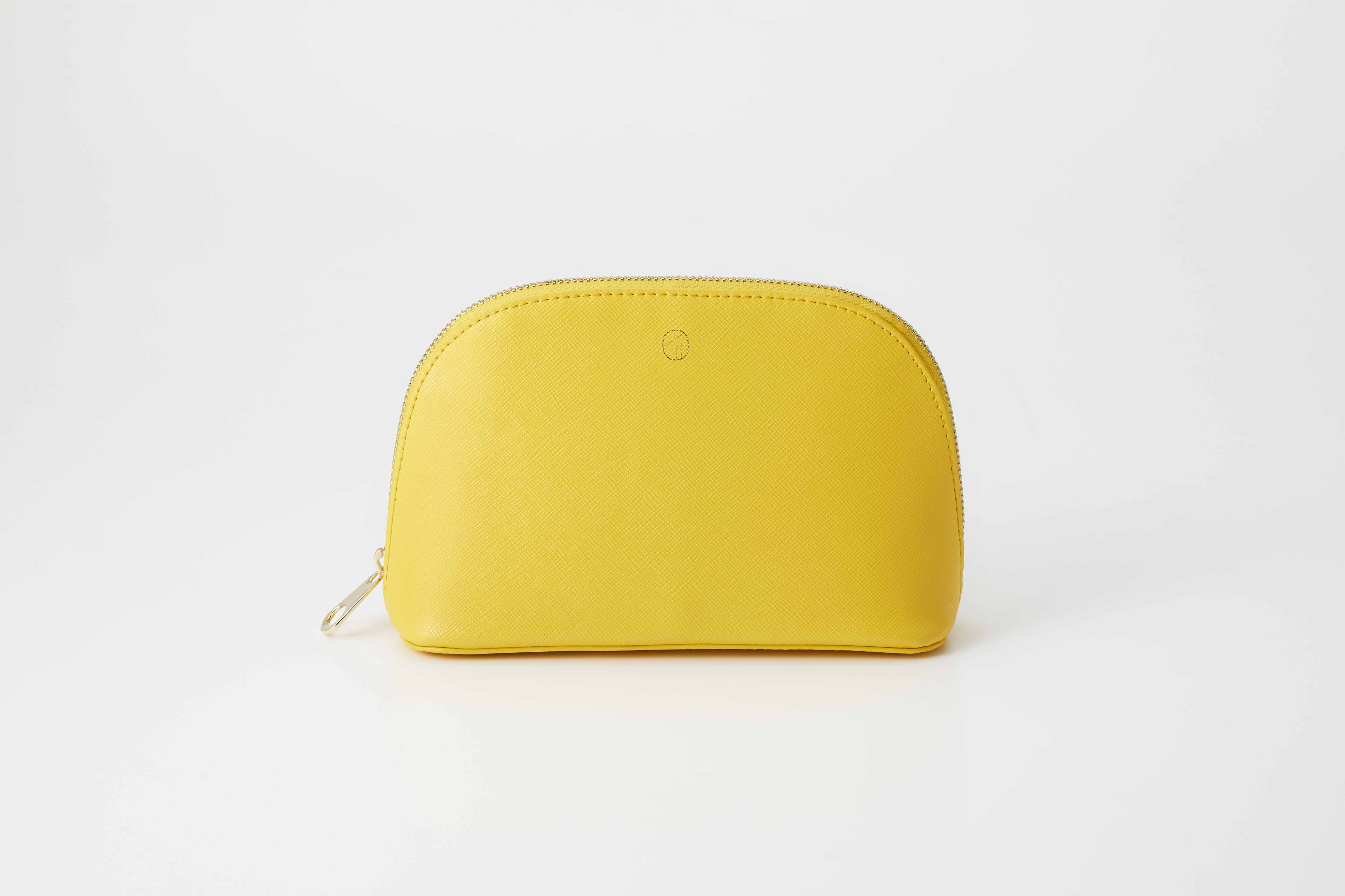 OSYAIRO黄色ポーチ